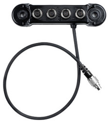 AiM - 4-Port CAN Data Hub for AiM MXL, EVO3, EVO4 Cable