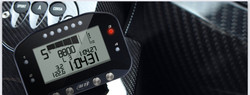 AiM G-Dash Digital Display for EVO4