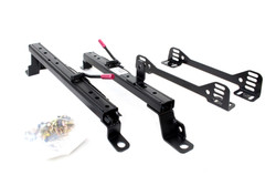 EVS Tuning Double Lock Low Position Seat Rail - Mitsubishi EVO X (Right)
