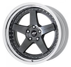 """WORK Wheels ZISTANCE W5S 3PC 21"""""""
