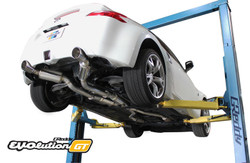 GReddy EVOlution GT Exhaust - Nissan 370z