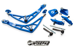 WiseFab BMW E46 LOCK KIT