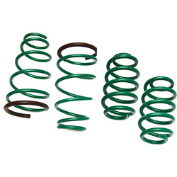 Tein S.Tech Lowering Springs - 15-17 S550 Ford Mustang GT 5.0L V8