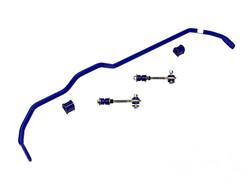 SuperPro Heavy Duty Rear Sway Bar - 3 Point Adjustable - 93-98 Nissan Skyline R33 / 98-00 R34