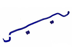SuperPro Front 22mm Heavy Duty Hollow 2 Point Adjustable Sway Bar - 07-14 Subaru WRX