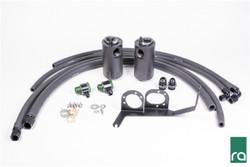 Radium Engineering Dual Catch Can Kit, 2015+ Subaru WRX