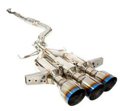 17+ Civic Type-R FK8 Invida Gemini R400 Ti Tip Exhaust