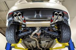 Grimmspeed A Gentleman's Catback Exhaust - 11-14 WRX, 08-14 STI Hatch