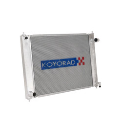 Koyo - 370Z/Q60/G35/G37 Comp Radiator