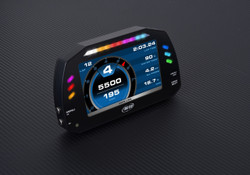 "AiM MXS 1.2 Small 5"" TFT Display Dash Logger"