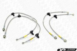 Goodridge G-Stop Stainless Steel Brake Lines - AP2 S2000