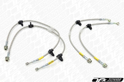 Goodridge G-Stop Stainless Steel Brake Lines - JZA80 Supra