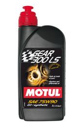 Motul Gear 300 LS 75W90 Transmission Fluid - 1 Liter