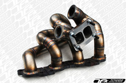 Full-Race - Nissan SR20DET Twin Scroll EFR T4 EWG Turbo Manifold