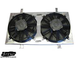 ISR Performance  Radiator Fan Shroud Kit - 89-94 Nissan S13 SR20DET