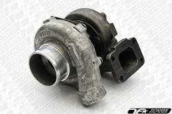 Garrett GT3071R: Dual BB T3 Inlet / 4 Bolt Discharge Undivided Single Scroll