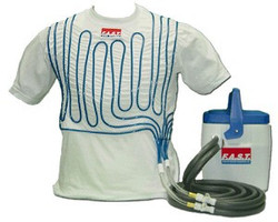 """F.A.S.T  """"Racer Series"""" Cool Suit Shirt Water System"""