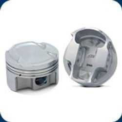 JE Pistons HONDA 2000--up S2000 F20C1 and F22C - NEW ASYMMETRICAL FSR 9:1 Compression 87.5mm