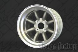 RS Watanabe R-Type Aluminum Racing Wheels 15x10 -25