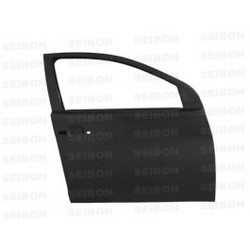 Seibon Carbon fiber doors for 2008-2010 Mitsubishi Lancer EVO X (FRONT) *OFF ROAD USE ONLY!
