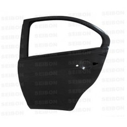 Seibon Carbon fiber doors for 2008-2010 Mitsubishi Lancer EVO X (REAR) *OFF ROAD USE ONLY!