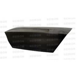 Seibon - OEM Style Carbon Fiver Trunk Lid - Evo 8/9