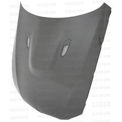 Seibon OEM-style carbon fiber hood for 2008-2010 BMW E92 M3