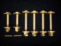 ST Alignment Kit - 14mm Strut bolt pair