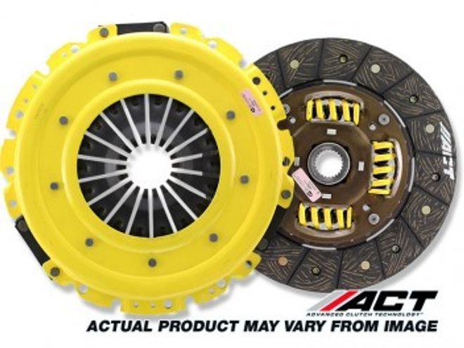 ACT Race Sprung 6 Pad HD Clutch Kit- 93-99 Mazda RX-7