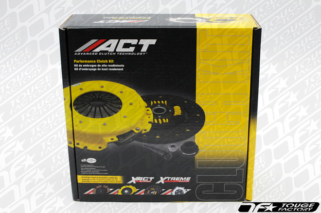 ACT Heavy Duty Sprung Street Clutch Kit Mazda RX-7 FC3S