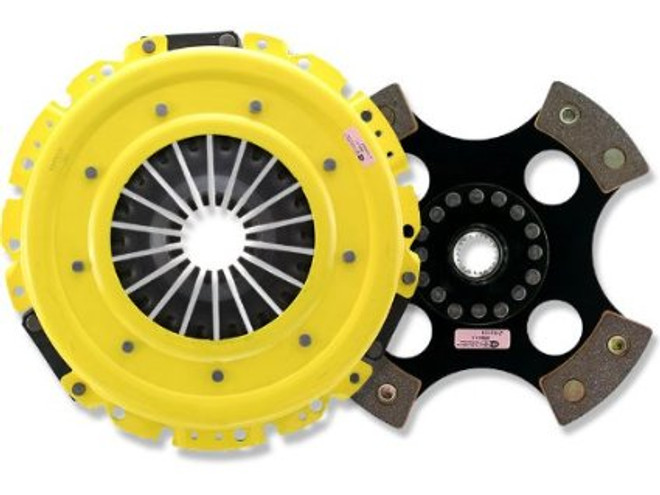 ACT XT/Race Rigid 4 Pad Clutch Kit - 84-89 Nissan 300ZX