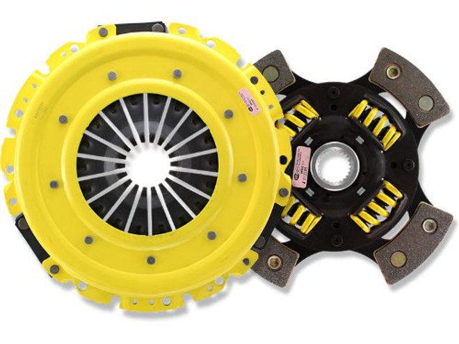 ACT Performance Race Sprung 4 Pad Heavy Duty Clutch Kit - 06-13 Mazda MX-5 Miata