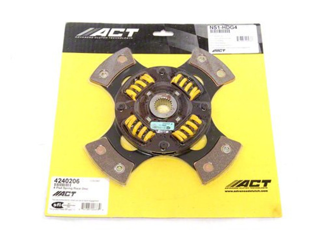 ACT 4-Puck Sprung Hub Race Disc  - 06-13 Mazda MX-5 Miata