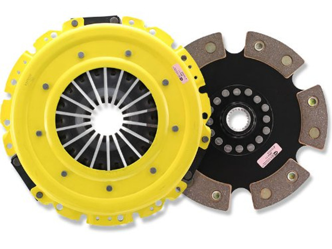 ACT Race Rigid 6 Pad Heavy Duty Clutch Kit  - 01-05 Lexus IS300