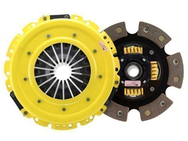 ACT 6 Puck Sprung HD Clutch Kit - 01-05 Lexus IS300, 92-97 Lexus SC300