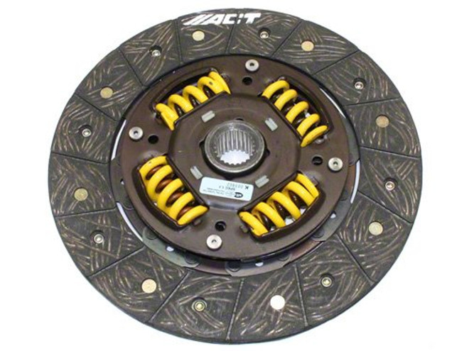 ACT Performance Street Sprung Disc - 93-98 Toyota Supra
