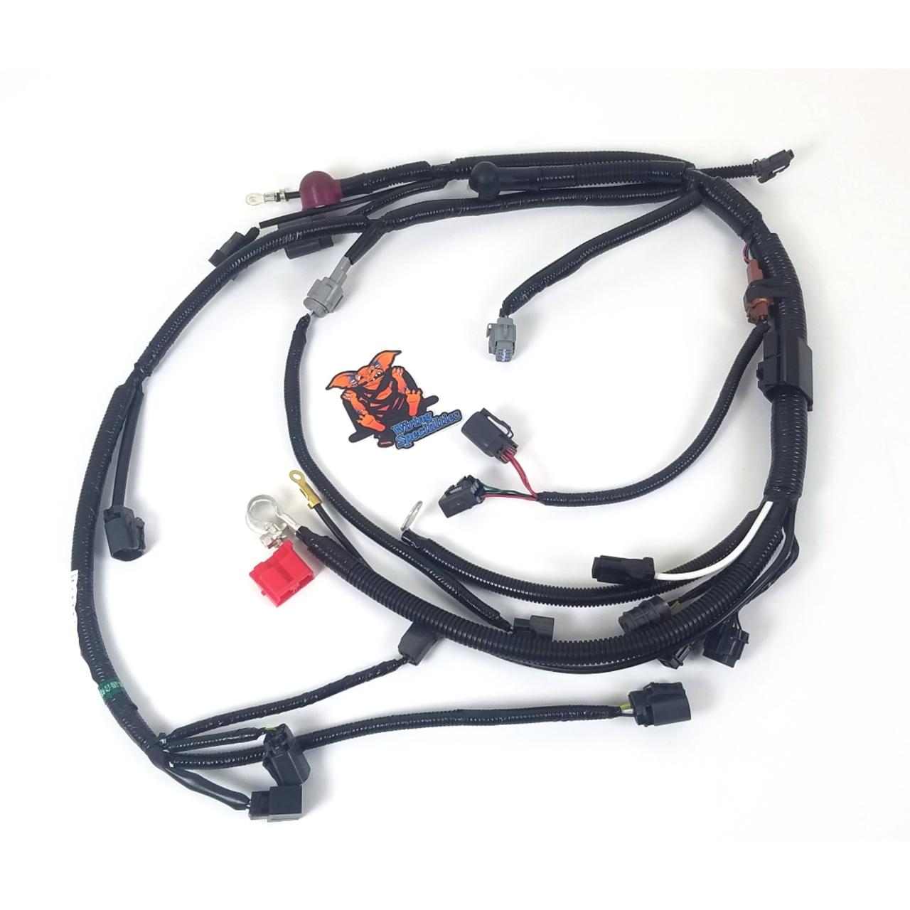 Ka24de Wiring Harness Detailed Schematics Diagram 240sx Engine Nissan
