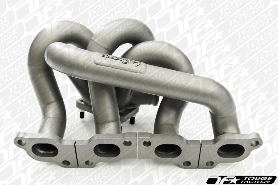 Full-Race - Nissan SR20DET Twin Scroll EFR T4 EWG Turbo Manifold - TF Works  / Touge Factory