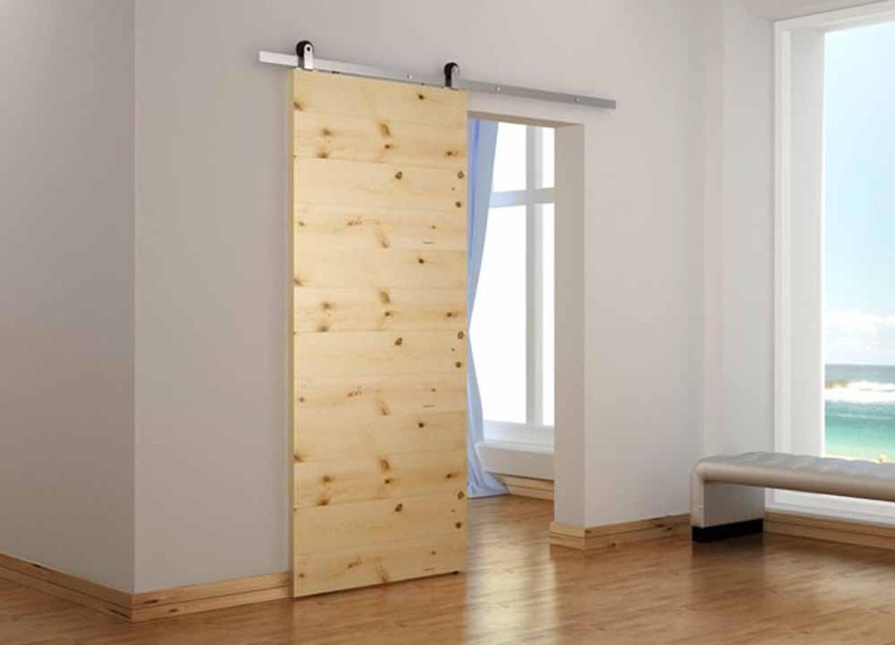 stainless steel sliding door gear for timber door