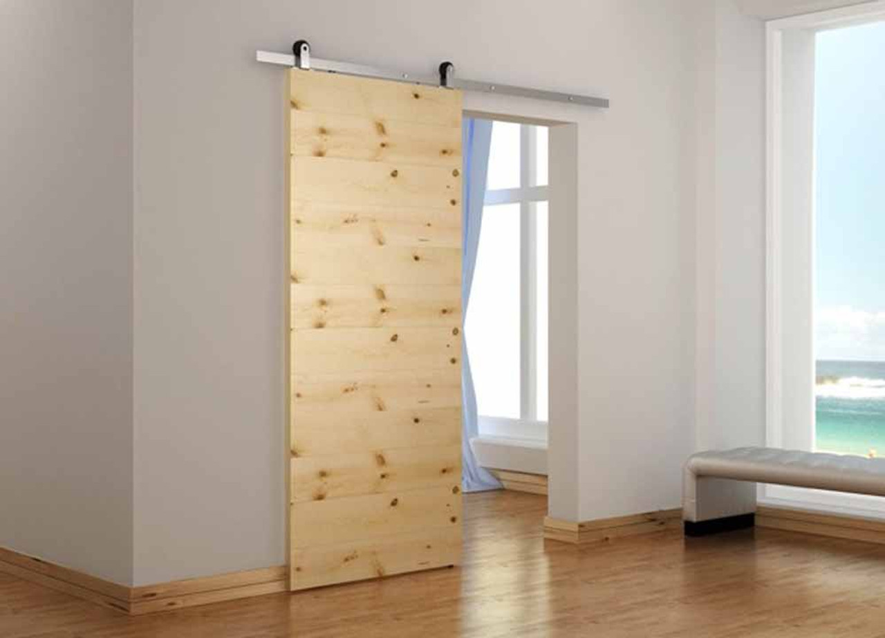 Torino Tech Sliding Door System - stainless steel sliding door system & Stainless steel sliding door gear for timber door