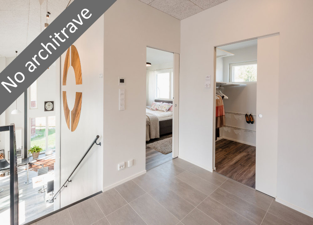 The Syntesis® Flush Pocket Door System has no jambs or architrave for a crisp & Eclisse Single Flush Pocket Door System - Easy fit FREE \u0026 fast delivery