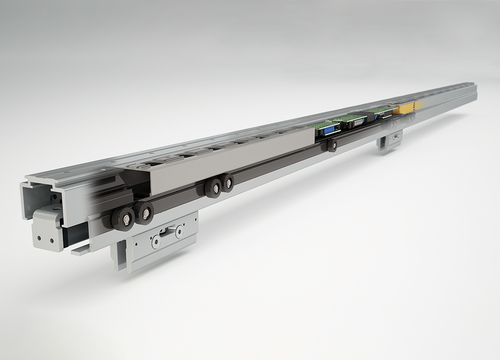 E-MOTION - LINEAR MOTOR AUTOMATION