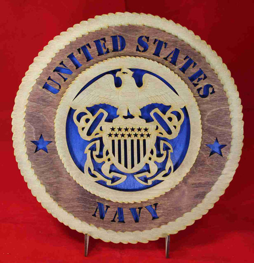 United States Navy Ace Wall Tribute New Palestine Awards