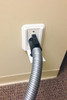 Central Vacuum Accessory Kit with 30-Feet Low Voltage Hose