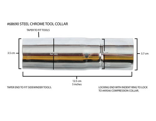 Chrome Steel Collar