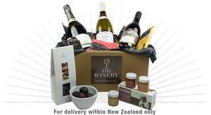 3 bottle New Zealand wine and gift pack