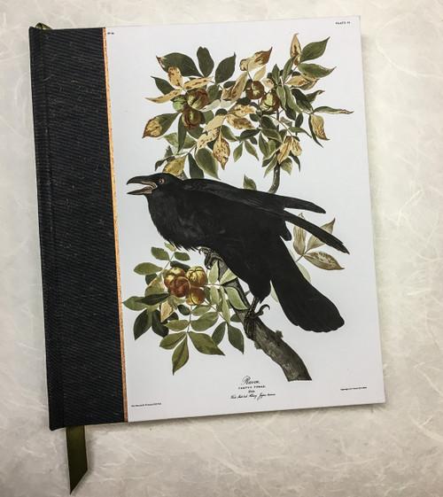 Medium Sketchbook in Black Raven cover