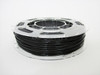Black Flexible TPE 3D Printing Filament 1.75mm 200g