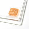 200mm x 200mm Borosilicate Glass Plate for 3D Printing - 2 Pcs