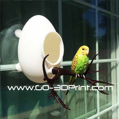 Bird feeder - Put on Window